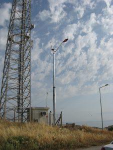 WindSar 1,5kW Rüzgar Türbini